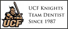 UCF Knights Team Dentist Since 1987